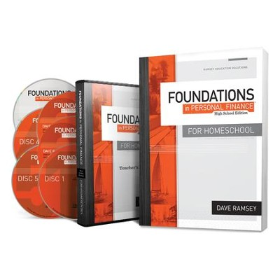 Foundations in Personal Finance for Homeschool Kit,  New Edition  -     By: Dave Ramsey