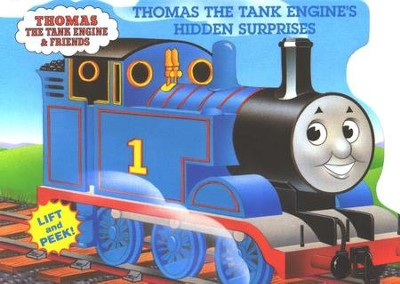 Thomas the Tank Engine's Hidden Surprises   -     By: Rev. W. Awdry     Illustrated By: Josie Yee