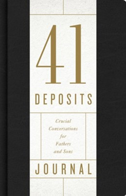 41 Deposits Journal  -     By: Stephen R. Graves