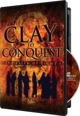 Clay to Conquest: The Faith of Eight Teacher's Manual on CD-ROM  -