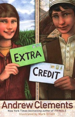 Extra Credit  -     By: Andrew Clements