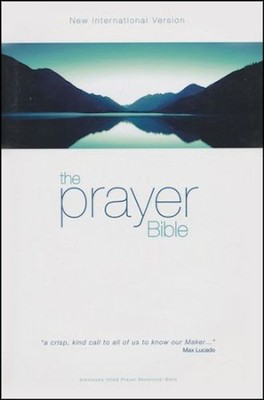The Prayer Bible - Slightly Imperfect  -     By: Ben Patterson