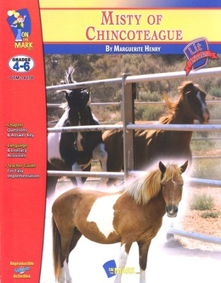 Lit Links: Misty of Chincoteague, Grades 4-6  -     By: Marguerite Henry