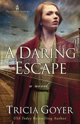 A Daring Escape - eBook  -     By: Tricia Goyer