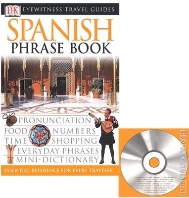 Eyewitness Travel Packs: Spanish  -