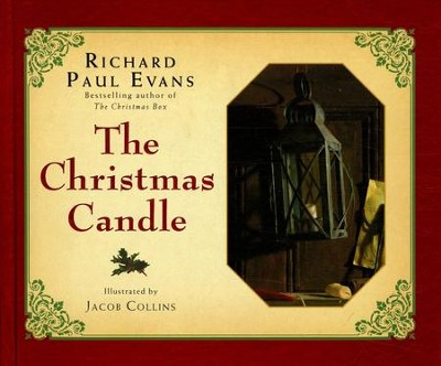 The Christmas Candle  -     By: Richard Evans