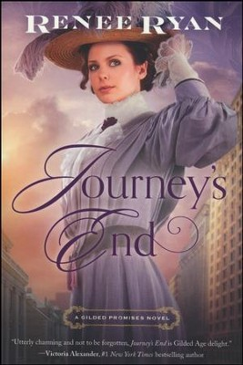 #1: Journey's End  -     By: Renee Ryan