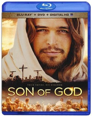 Son of God, Blu-ray/DVD/Digital HD Combo   -