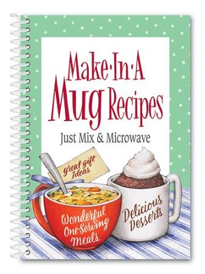 Make In A Mug Recipes Book  -