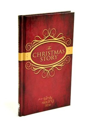 Christmas Story from the Family Reading Bible - Slightly Imperfect  -