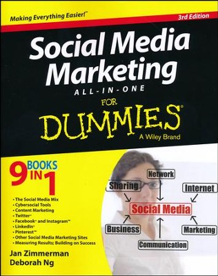 Social Media Marketing All-in-One For Dummies  -     By: Jan Zimmerman, Deborah Ng