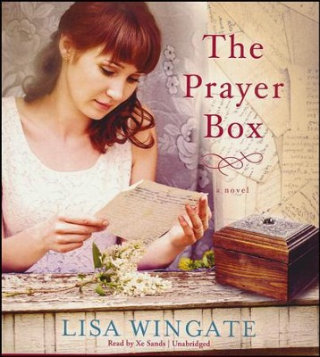 The Prayer Box - unabridged audiobook on CD  -     Narrated By: Xe Sands     By: Lisa Wingate