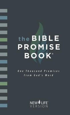 The NLV Bible Promise Book, softcover   -