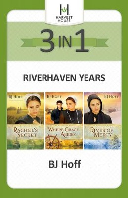 The Riverhaven Years 3-in-1 - eBook  -     By: BJ Hoff