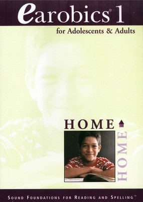 Earobics Adolescents and Adults Home Version CD-Roms - Slightly Imperfect  -