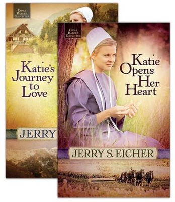 Emma Raber's Daughter Series, Volumes 1 & 2  -     By: Jerry S. Eicher