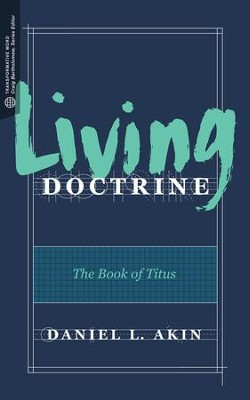 Living Doctrine: The Book of Titus - eBook  -     By: Craig Bartholomew