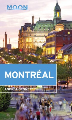 Moon Montreal - eBook  -     By: Andrea Bennett