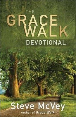 The Grace Walk Devotional  -     By: Steve McVey