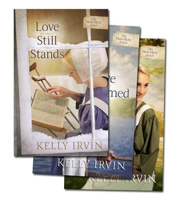 The New Hope Amish Series, Volumes 1-3  -     By: Kelly Irvin