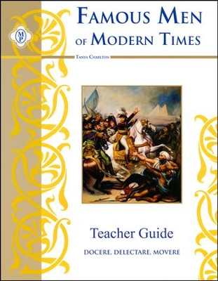 Famous Men of Modern Times, Teacher Guide   -     By: Tanya Charlton