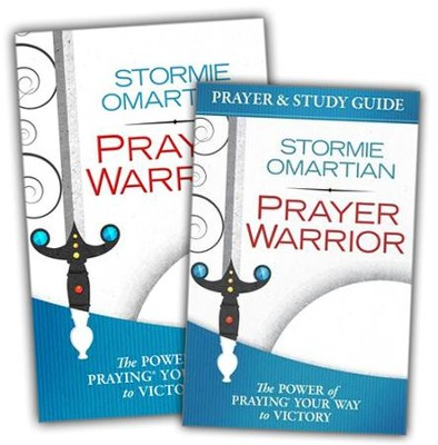 Prayer Warrior Book and Prayer & Study Guide  -     By: Stormie Omartian