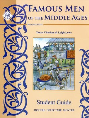 Famous Men of the Middle Ages Student Guide   -     By: John Haaren, A.B. Polland