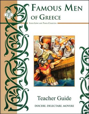 Famous Men of Greece Teacher Guide   -     By: John H. Haaren, Addison B. Poland