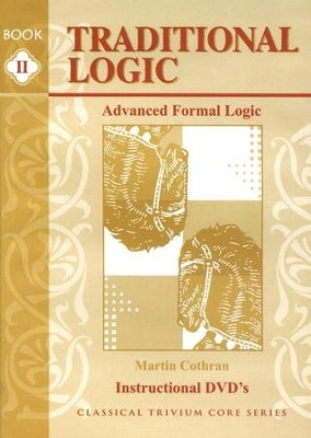 Traditional Logic 2, Instructional DVDs, Set of 2   -     By: Martin Cothran