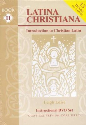 Latina Christiana 2, 4-DVD Set   -