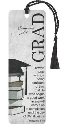 Congrats Grad Bookmark  -
