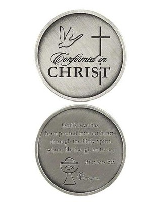 Confirmed In Christ, Pocket Stone  -