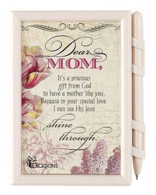 Dear Mom Memo Pad  -