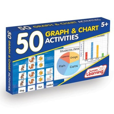 50 Graph & Chart Activities (set of 50 cards)   -     By: Duncan Milne