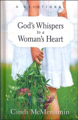 God's Whispers to a Woman's Heart: A Devotional  -     By: Cindi McMenamin