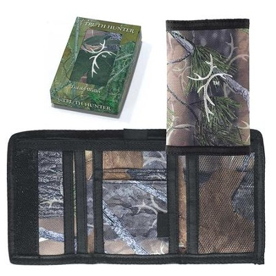 Truth Hunter Trifold Wallet  -