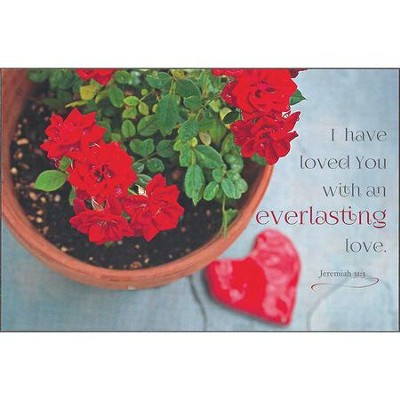 Everlasting Love Wall Plaque  -     By: Nina Graff