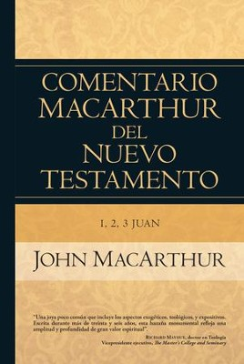 1, 2 y 3 Juan - eBook  -     By: John MacArthur