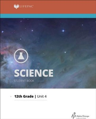 Lifepac Science Grade 12 Unit 4: Waves   -