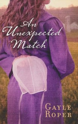 An Unexpected Match, Between Two Worlds Series #1   -     By: Gayle Roper