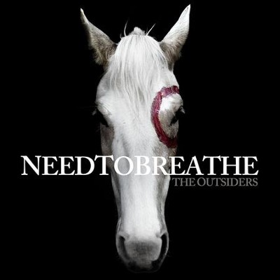 The Outsiders (Vinyl)   -     By: NEEDTOBREATHE