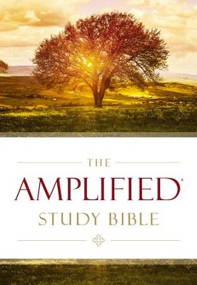 The Amplified Study Bible, eBook - eBook  -
