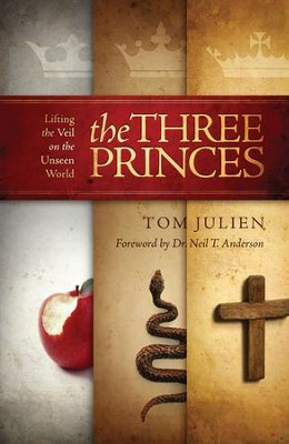 The Three Princes: Lifting the Veil on the Unseen World - eBook  -     By: Tom Julien