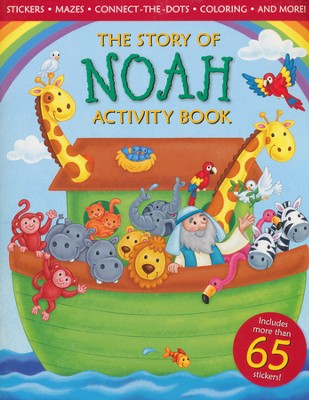 The Story of Noah Activity Book  -     By: Michelle Medlock Adams