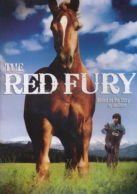 The Red Fury, DVD   -