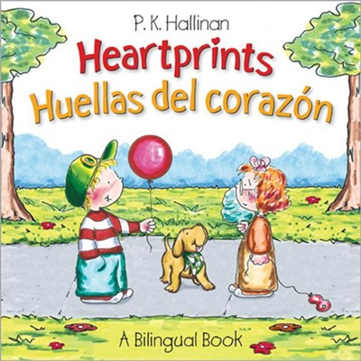 Huellas del Corazón - Bilingue  (Heartprints - Bilingual)  -     By: P.K. Hallinan