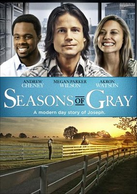 Seasons of Gray: A Modern-Day Joseph Story, DVD    -