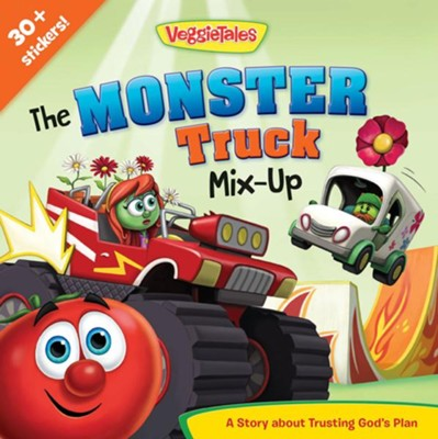 The Monster Truck Mix-Up  -     By: VeggieTales