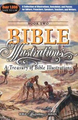 A Treasury of Bible Ilustrations   -