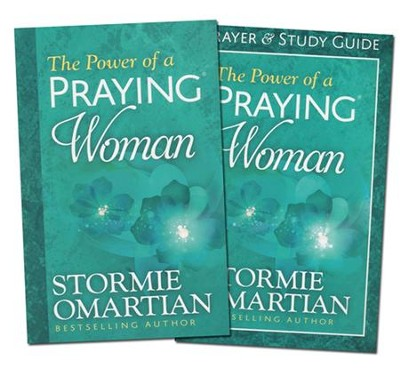 The Power of a Praying Woman Book and Prayer & Study Guide  -     By: Stormie Omartian